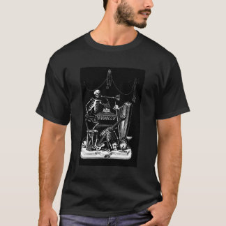 Skeleton Band T-shirt