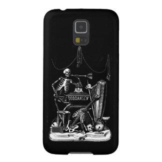 Skeleton band vintage Samsung Galaxy S5 case