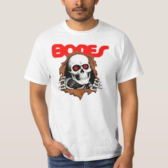 Skeleton Bones Tee Shirt
