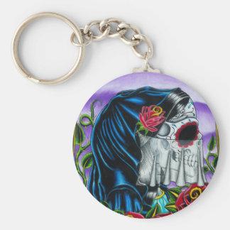Skeleton Bride Keychains