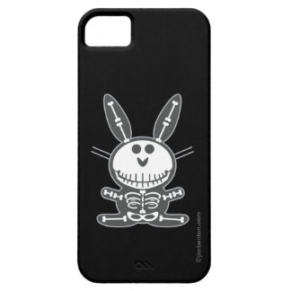 Skeleton Bunny iPhone SE/5/5s Case