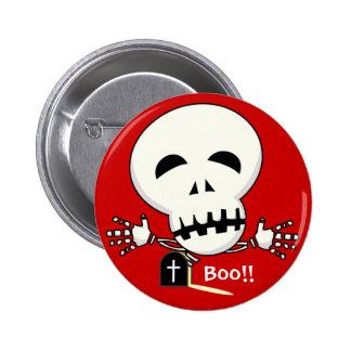 Skeleton Button