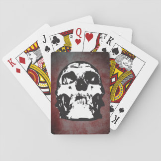 Skeleton Card Deck