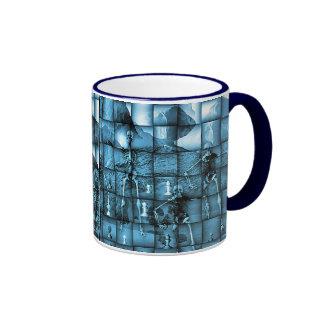 Skeleton Chess Coffee Mug