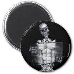 Skeleton Chest Xray Magnet