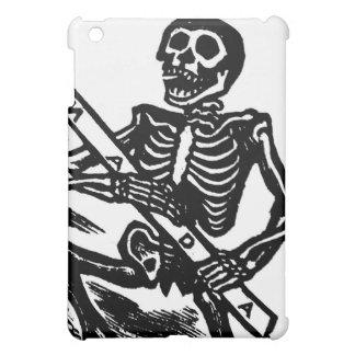 Skeleton, circa 1951 Mexico. Cover For The iPad Mini