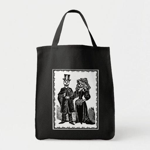 Skeleton Couple - Bag