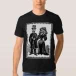 Skeleton Couple - Shirt (Customize)