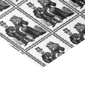 Skeleton Couple - Tissue Wrap Tissue Paper
