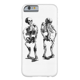 Skeleton Dance Barely There iPhone 6 Case