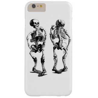 Skeleton Dance Barely There iPhone 6 Plus Case