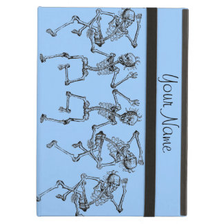 Skeleton Dance Party Graphic Art Add Your Text Case For iPad Air