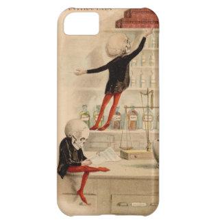 Skeleton Doctor Pharmacist Medical Art Iphone Case