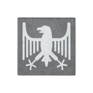 Skeleton Eagles Minimal Stone Magnet
