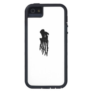 Skeleton Foot Cover For iPhone 5