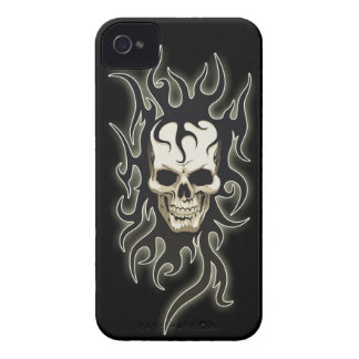 Skeleton Gothic iPhone 4/4S Case-Mate Barely There iPhone 4 Case