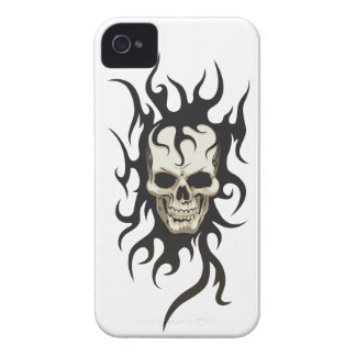 Skeleton Gothic iPhone 4/4S Case-Mate Barely There iPhone 4 Cover