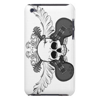 Skeleton Gothic iPod Touch 4G Case Speck iPod Case-Mate Cases