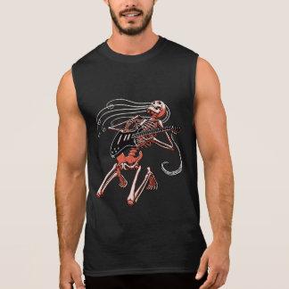Skeleton Guitarist 0515 Sleeveless Shirt