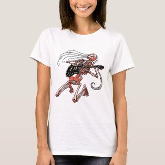 Skeleton Guitarist 0515 T-Shirt