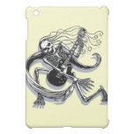 Skeleton Guitarist -crouch Cover For The iPad Mini