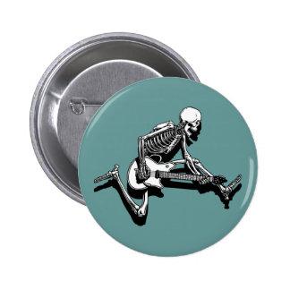 Skeleton Guitarist Jump Button