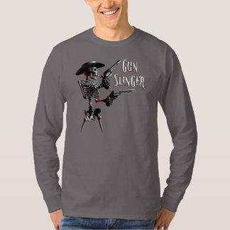 Skeleton GunSlinger T-Shirt
