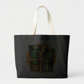 Skeleton Halloween Candy Bag