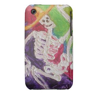Skeleton Halloween iPhone 3 Case