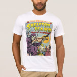 SKELETON HAND Cool Vintage Comic Book Cover Art T-Shirt