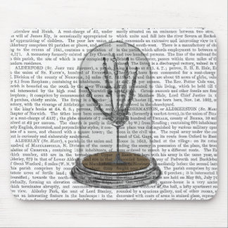 Skeleton Hand In Bell Jar 2 Mouse Pad