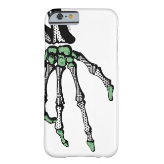 SKELETON HAND OF FATE BARELY THERE iPhone 6 CASE