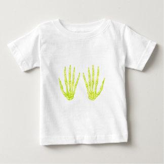 Skeleton hands sceleton hands t shirt