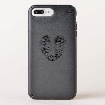 Halloween Themed Skeleton Heart Halloween Funny Gifts Speck iPhone Case