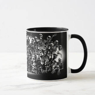 Skeleton Horde Mugs