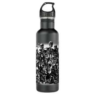 Skeleton Horde Water Bottle