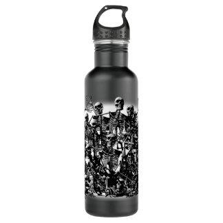 Skeleton Horde Water Bottle