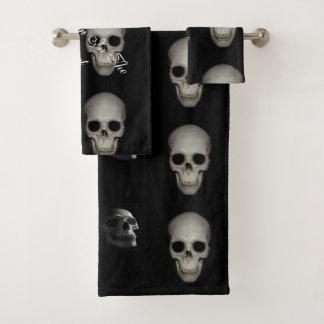 Skeleton In The Closet Bath Towel Set