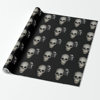 Skeleton In the Closet Gift Wrapping Paper