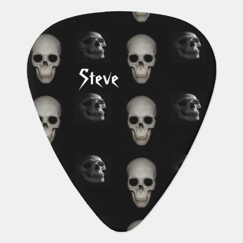 Skeleton in the Closet Guitar Pick
