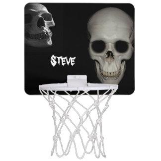 Skeleton in the Closet Mini Basketball Hoop