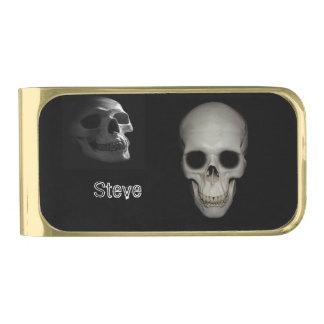 Skeleton In the Closet Money Clip