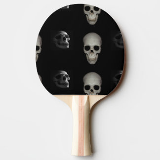 Skeleton in the Closet Ping Pong Paddle
