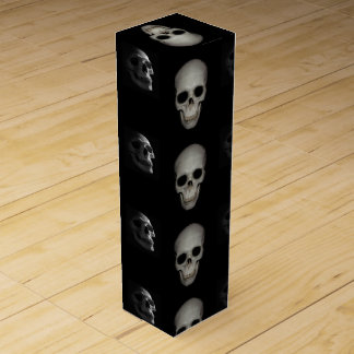 Skeleton in the Closet Wine Gift Box