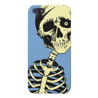 Skeleton iPhone case Cover For iPhone 5