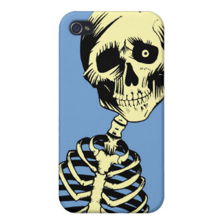 Skeleton iPhone case iPhone 4 Cover