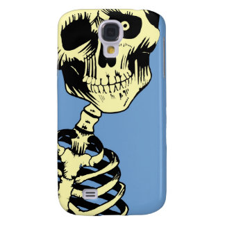 Skeleton iPhone case Samsung Galaxy S4 Covers