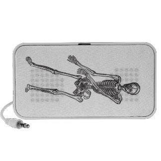 Skeleton iPhone Speaker