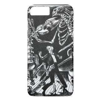 Skeleton Jam Band iPhone 7 Plus Case