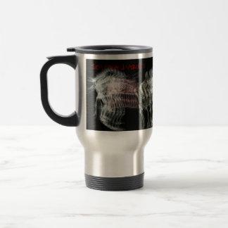 Skeleton Jamboree Travel Mug